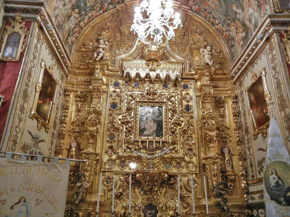 Granada - St John Basilica (29).JPG