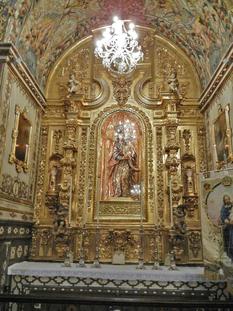 Granada - St John Basilica (30).JPG