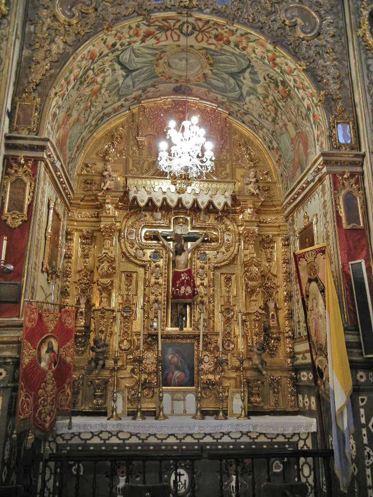 Granada - St John Basilica (32).JPG