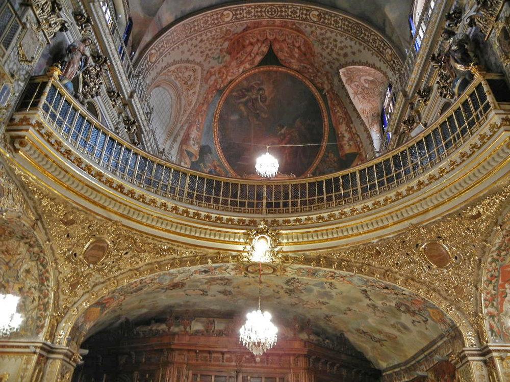 Granada - St John Basilica (34).JPG