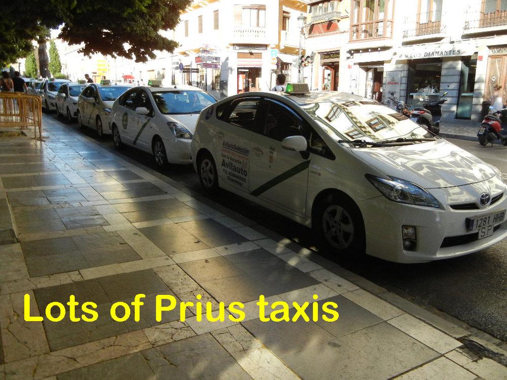Granada - Prius Taxis-ed.jpg
