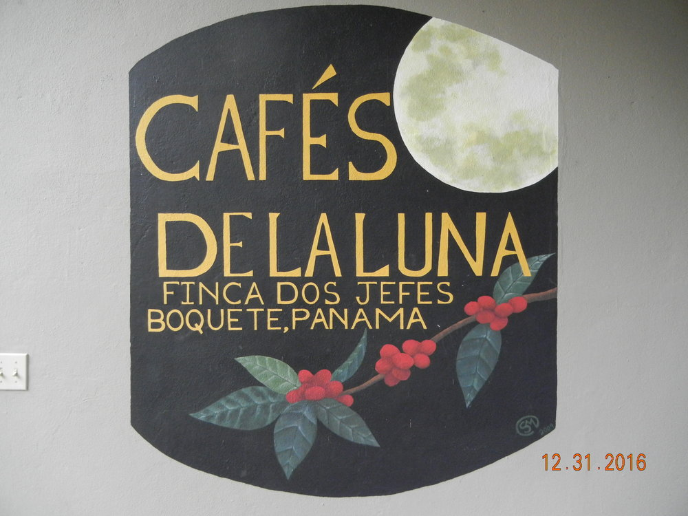 Label under which the coffee is sold