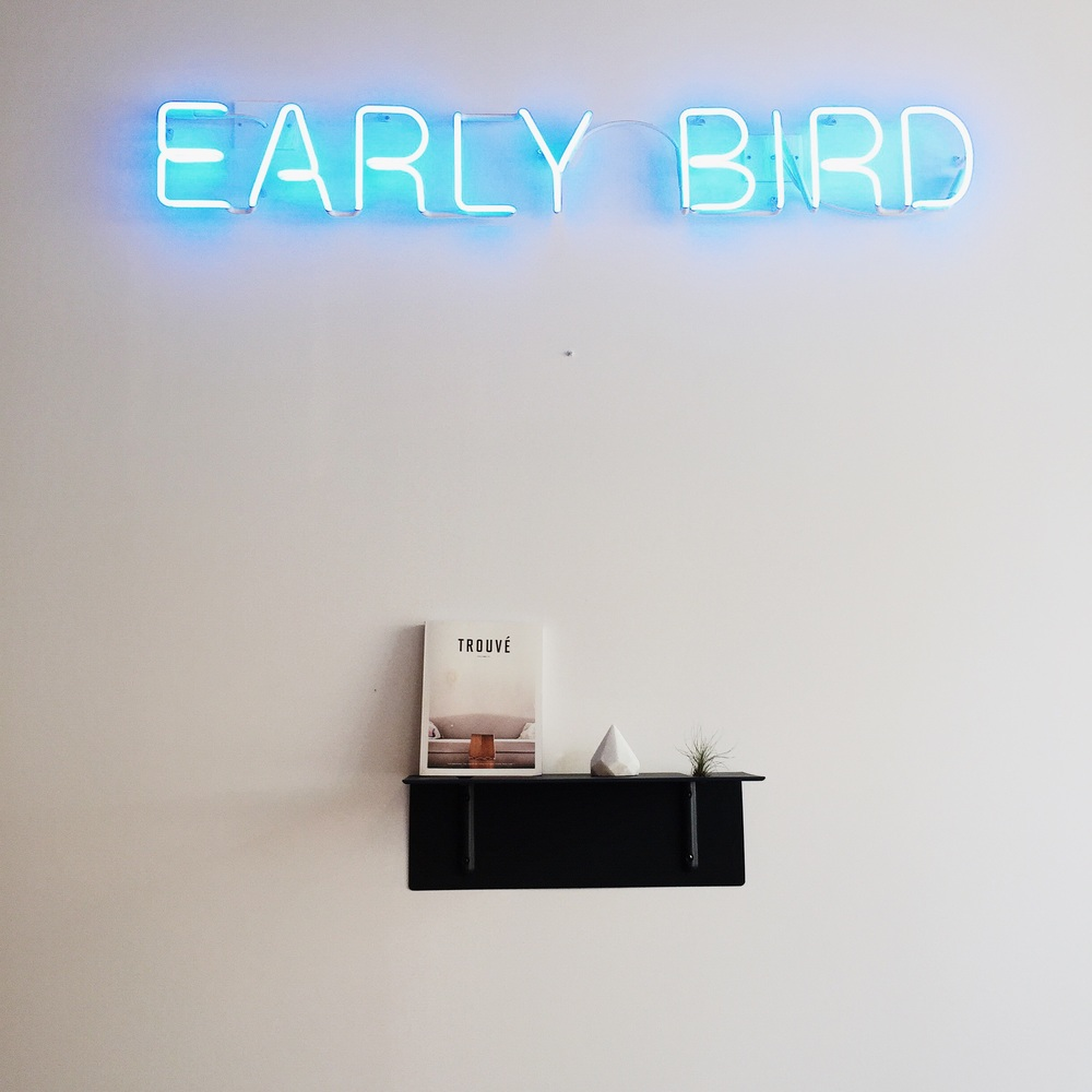 Early Bird Espresso Bar