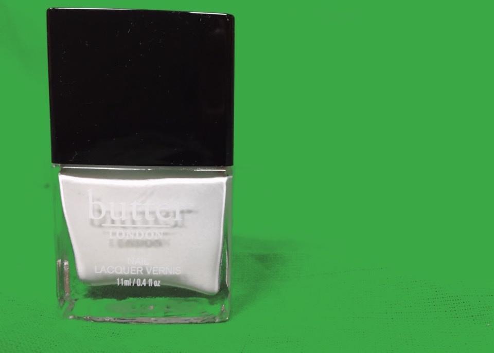 50 shades of WHITE: Butter LONDON Non Toxic Nail Polish