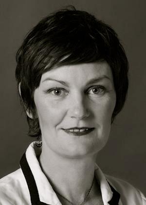 Helen Clark, Steve Joyce, Protestor - Harriette Cowan