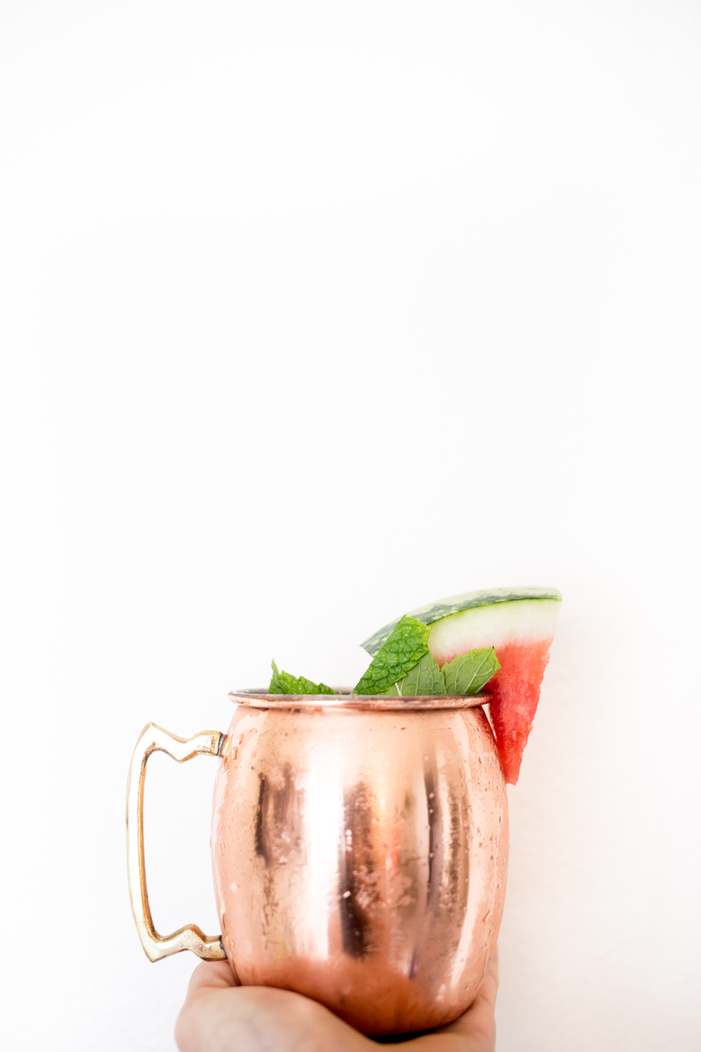 Watermelon Moscow Mule 1