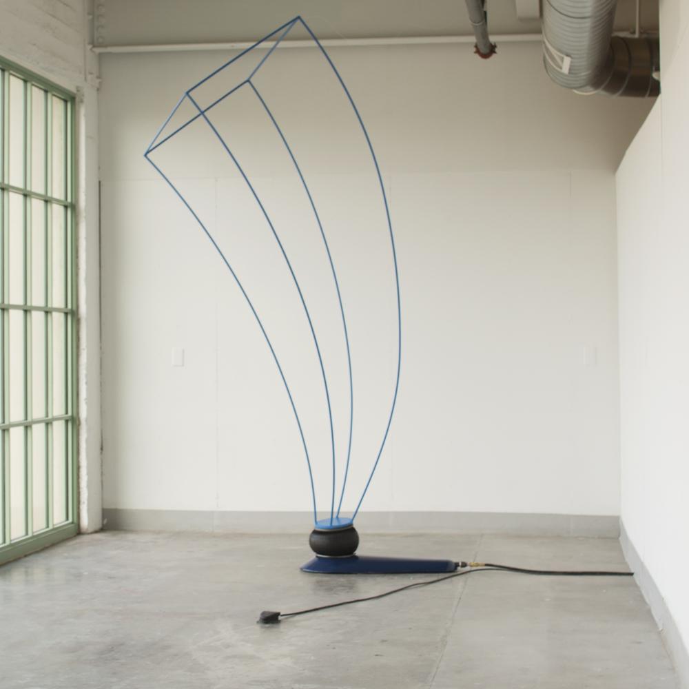 Untitled (Pneumatic Blue)