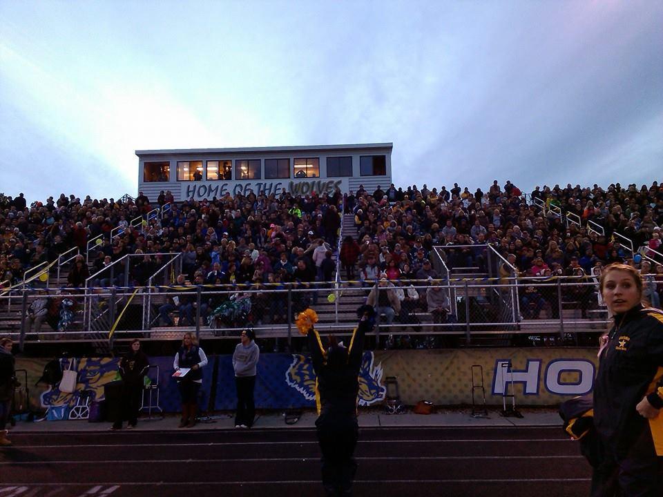 High School Wolves High School Football