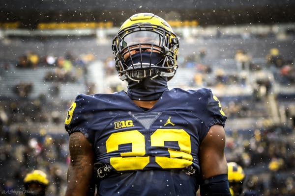 Photo of Taco Charlton: Andy Shippy | Sports in the Mitten/FanRag Sport