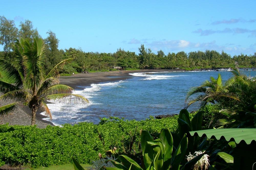 Hana Bay, Maui, December 2009