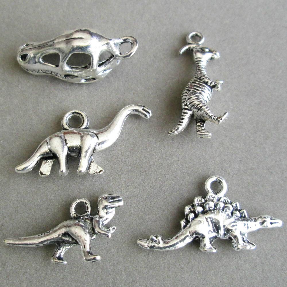 Dinosaur Charm Add Ons