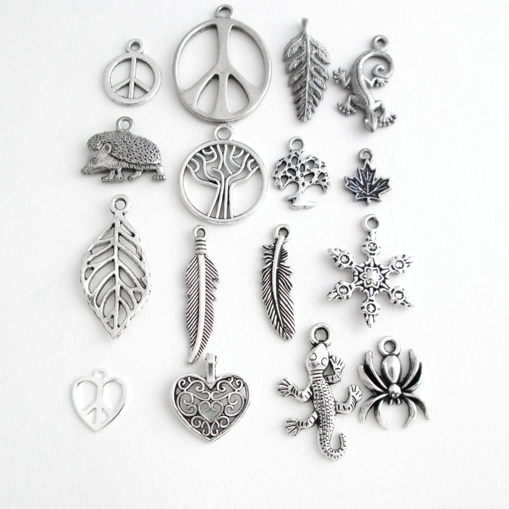 Nature & Animal Charms