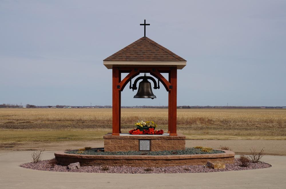 North Dakota wedding on the plains.