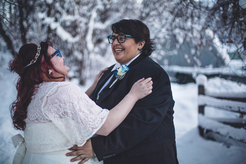 Blueberry Hill Photography Alaska Wedding 1