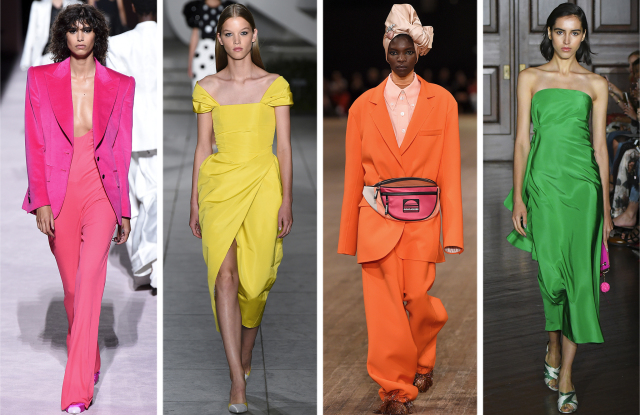Fashion Week Trends For Spring Summer 2019 Boheme Style Nomads