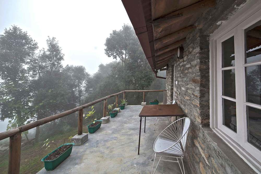 Let the mists play with your skin, the breeze tug your hair - as you sit here enjoying the vast bounty of nature