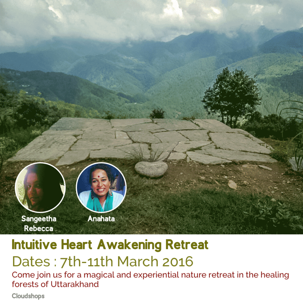 Intuitive Heart Awakening Retreat