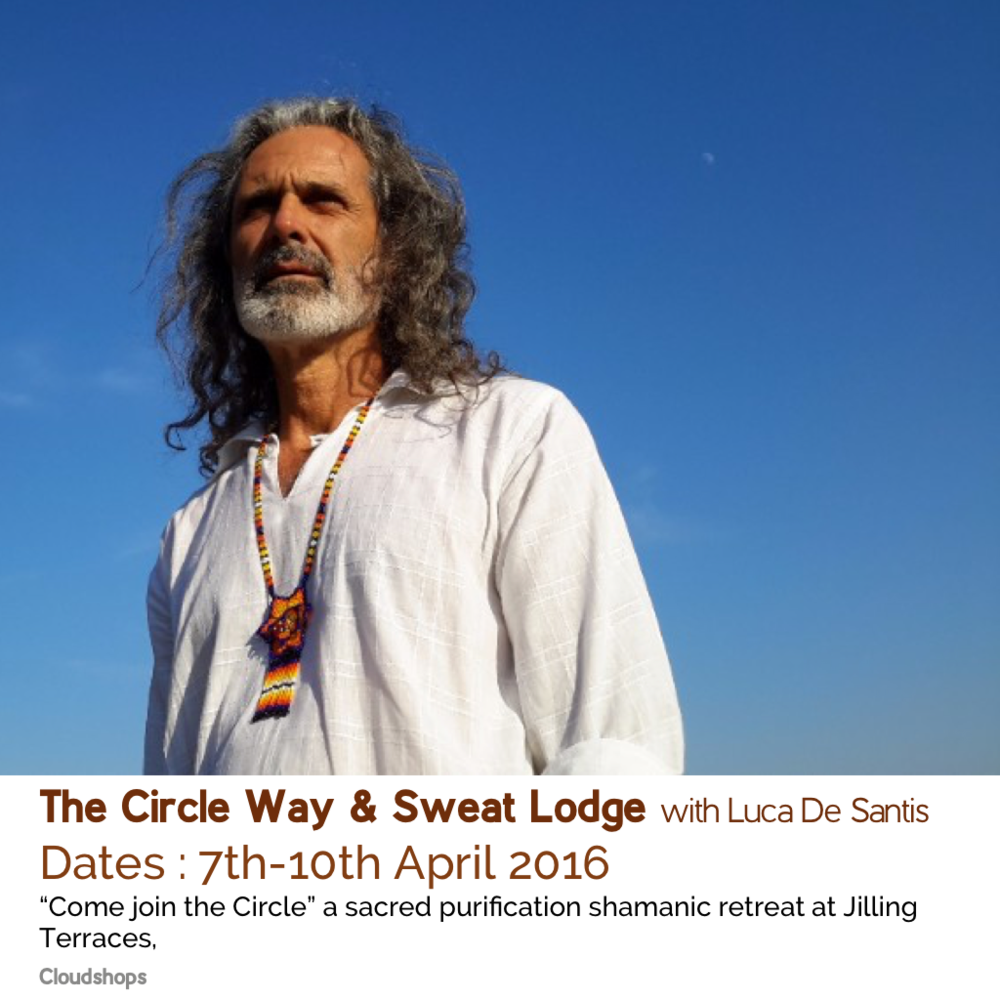 """Come join the Circle!"" with Luca De Santis"