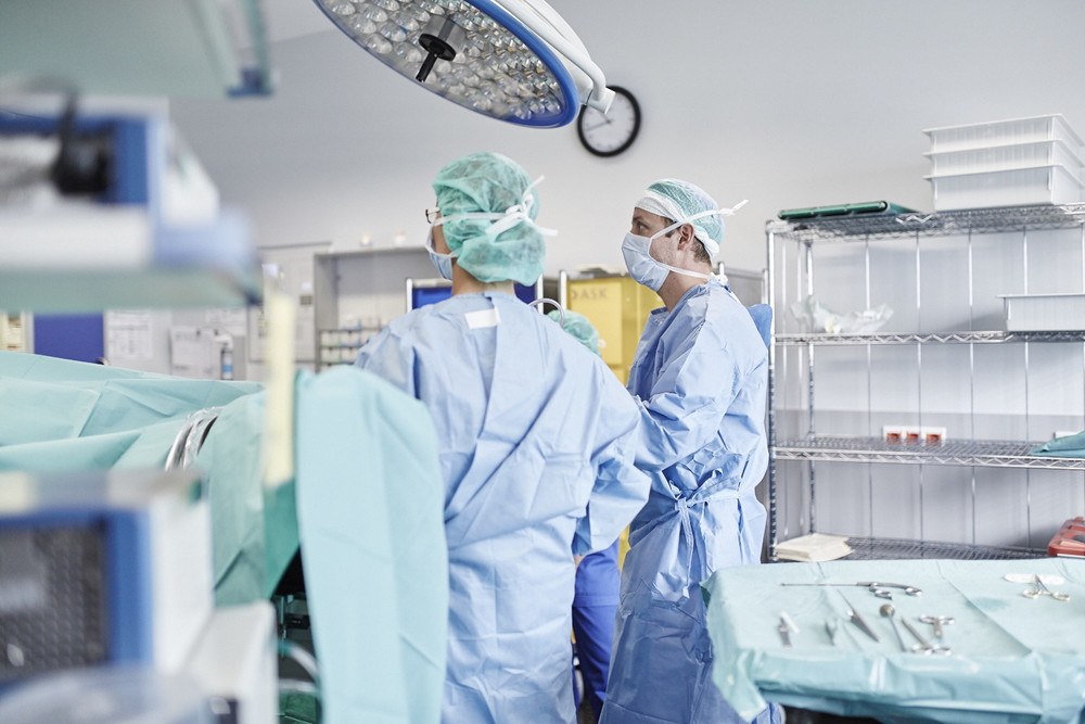 The documentary about the everyday life of a surgeon with Dr. Christoph Haenisch.  View full Story →