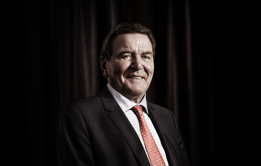 Gerhard Schröder // Former Federal Chancellor of Germany
