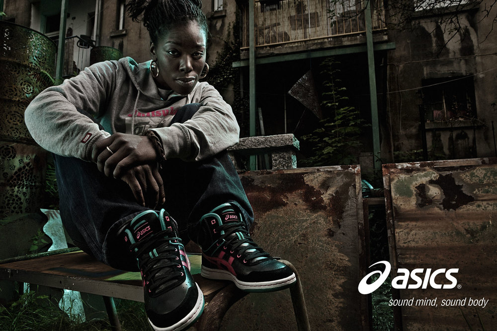 Asics Germany // case campaign