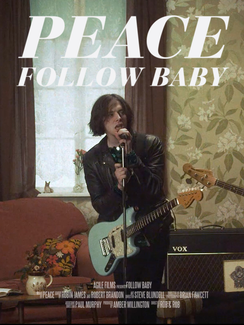 Peace - Follow Baby