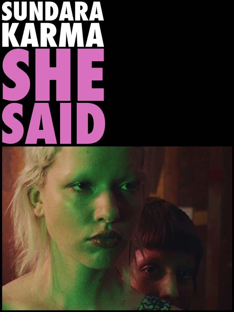 Sundara Karma Poster