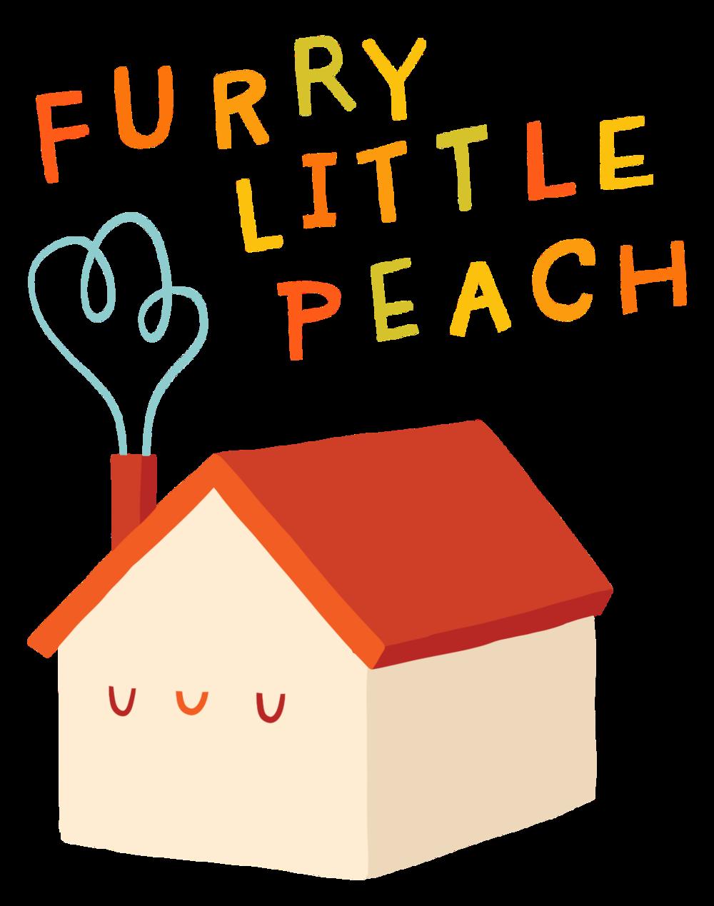 Furry Little Peach Store — FURRY LITTLE PEACH