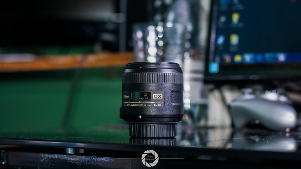 Nikkor 40mm f2.8G Micro macro lens