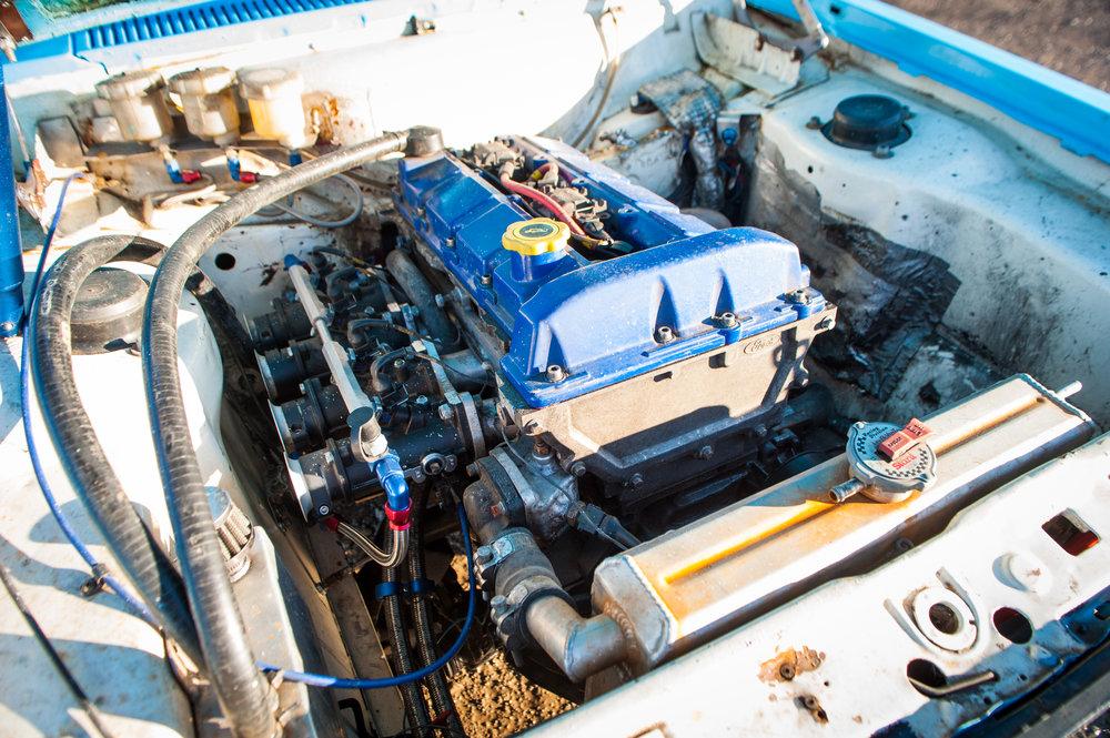 I4 2.3 engine
