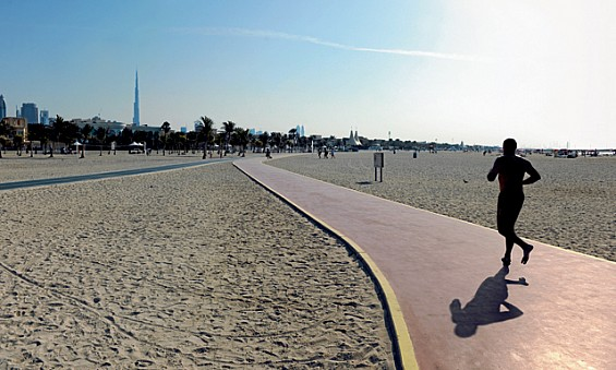 Running tracks in Dubai - guide - What's On