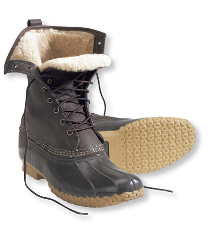 LL Bean makes the classic bean boot, it's hard to beat.