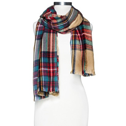 This scarf is from target, I first saw it on Ashley's blog and fell in love.
