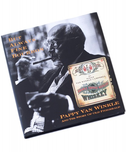The Bourbon man, Pappy Van Winkle. This is the closest I will get to being able to find a bottle of Pappy's for R, but a great book for lovers of Bourbon.