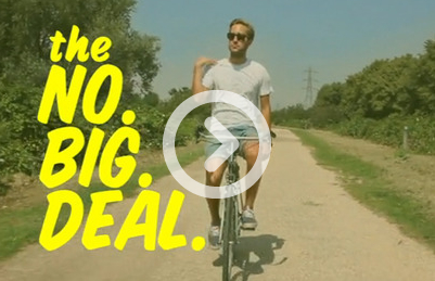 50 No handed Bike Moves by film-maker Ninian Doff