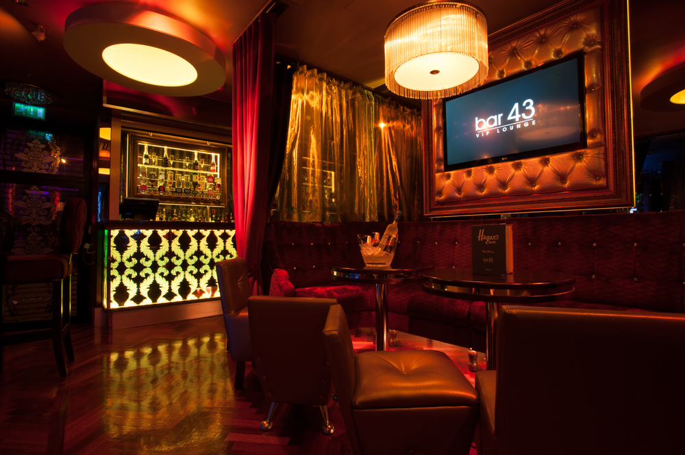 Just One of our VIP Booths