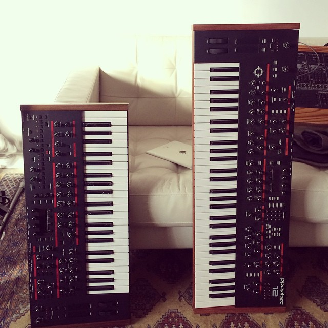 Pro-time. @DaveSmithInstruments #DSI