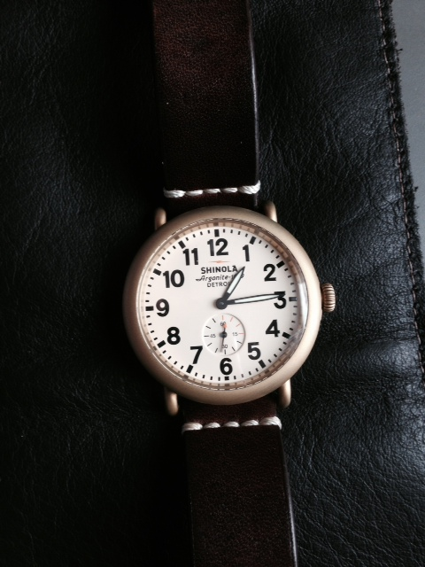 Shinola Runwell 41mm