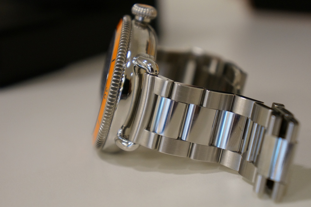 Shinola Runwell Sport Crown and Bracelet