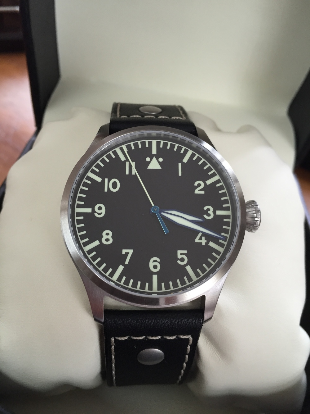 Archimede Pilot 39 H Automatic B-Watch