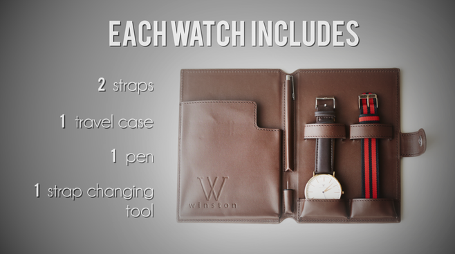 Winston Watch Offering