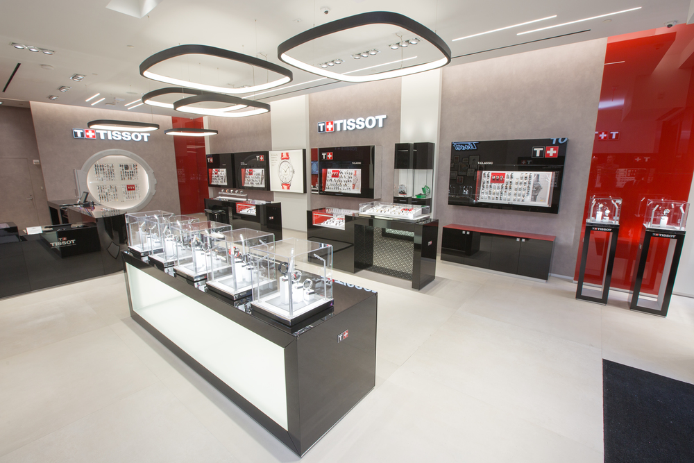 Tissot Boutique Times Square