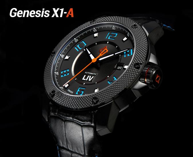 LIV Genesis X1-A