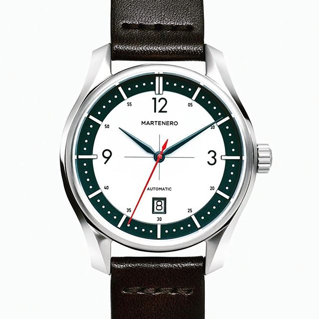 Say hello to the Kerrison from our friends @martenero