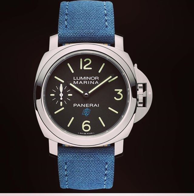 Watch of the Week: New Panerai Luminor Marina, released at SIHH 2018 It doesn't get any sweeter than this.