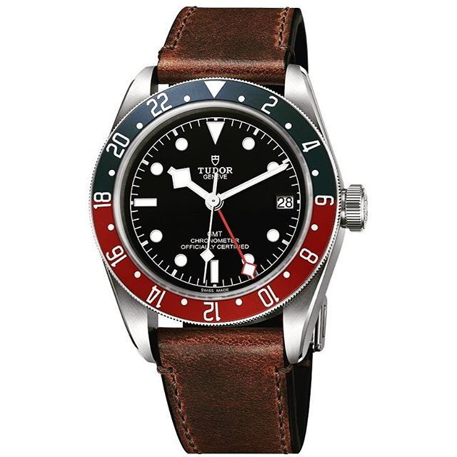When your favorite brand releases the watch you have been waiting for at Baselworld, you preorder it! Thank you Tudor for the new Black Bay GMT. Doesn't get much better than this.
