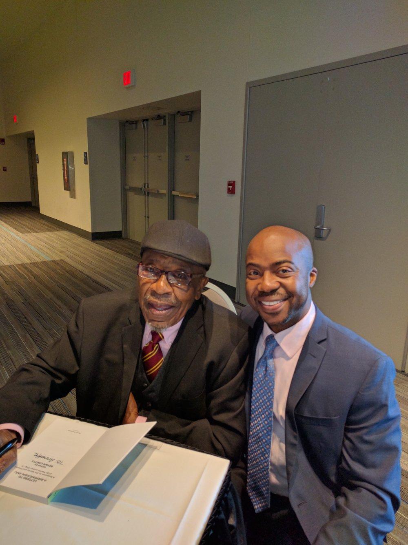 Dr. John M. Perkins and Eric