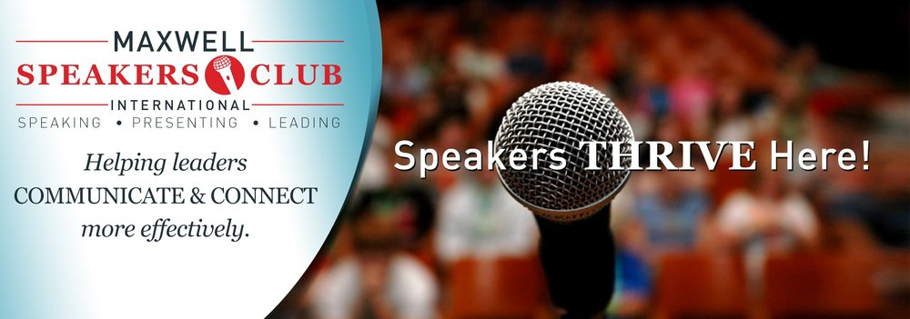 Join My Speakers Club and Become A Better Speaker Today!