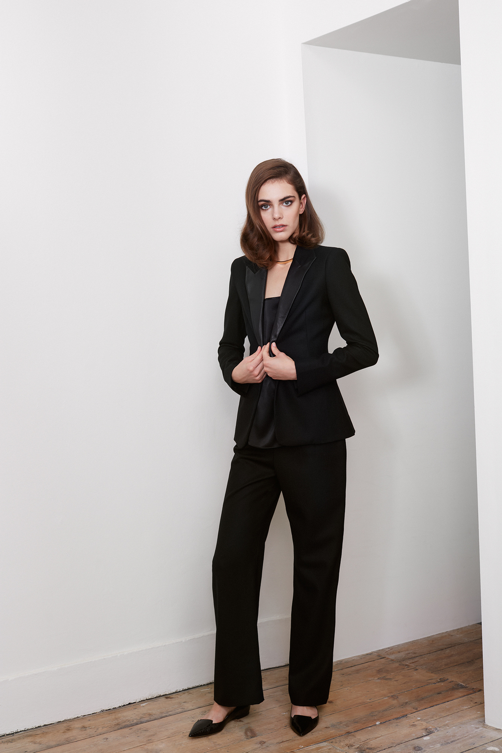 Lovell jacket, Lovell trousers, Ellworth camisole