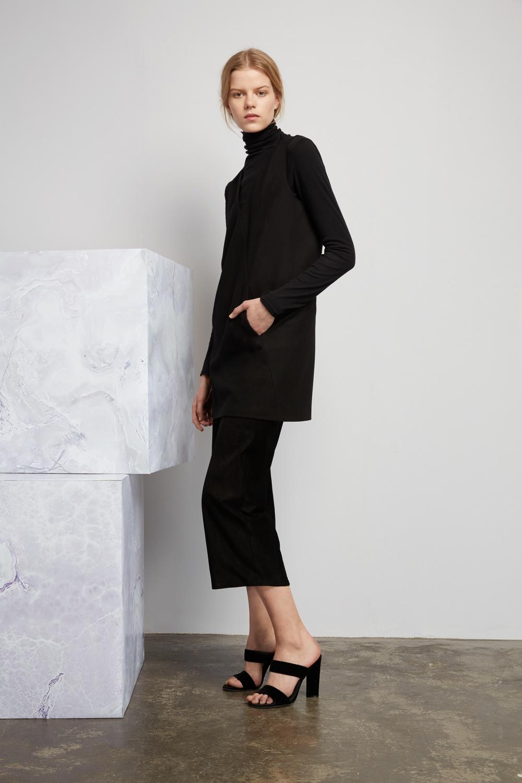 Lautner tunic, Venturi trousers